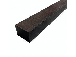 Podkladní hranol z bambusu pro terasová prkna
