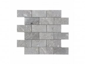 Kamenná mozaika z mramoru, Brick ocean vein, 30 x 30 x 0,9 cm, NH209